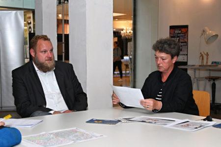 Ein Gespräch zum Klimawandel mit Landtagsabgeordneten